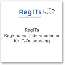 Kunde und Partner RegITs, Regionales IT-Servicecenter für IT-Outsourcing, nutzt den doubleSlash Business Filemanager
