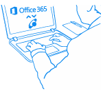 doubleSlash Business Filemanager Office 365 Integration Icon